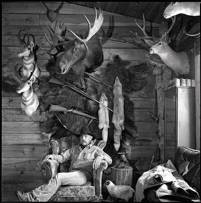 Laura Wilson, 'Outfitter, Bondurant, Wyoming, February 21, 1996'