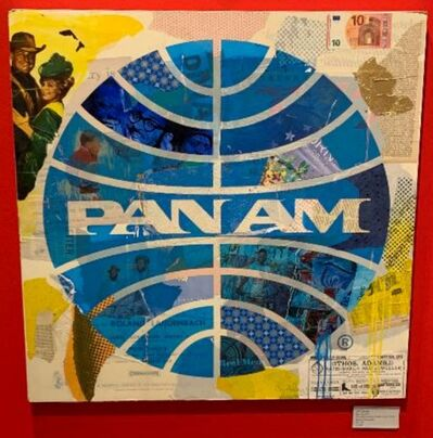 Cey Adams, 'Pan Am ', 2019