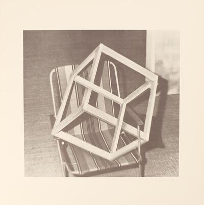 Gerhard Richter, 'Blatt g aus der Edition: 9 Objekte '
