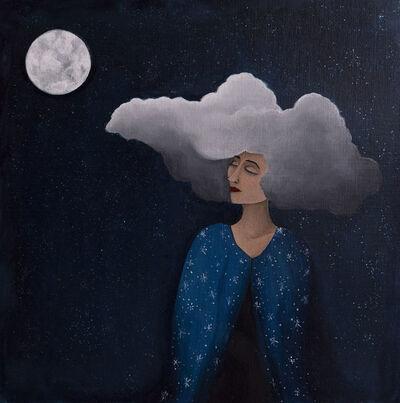 Pauline Bailly, 'L'appel de la lune', 2019