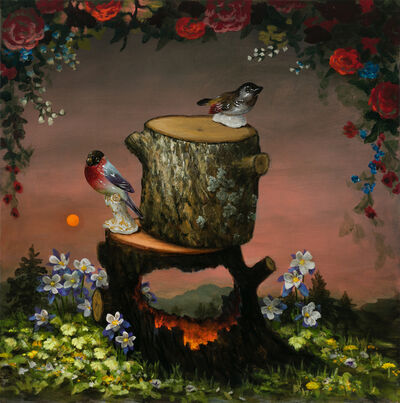 Kevin Sloan, 'Forest Descanso', 2020