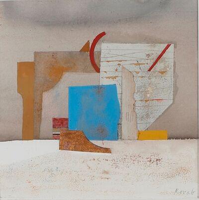 Karl Korab, 'Blaue Dose', 2018
