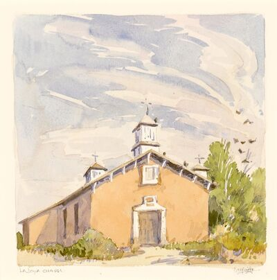 Leon Loughridge, 'La Joya Chapel'