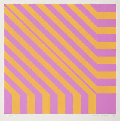 Rollin Schlicht, 'Corner', 1966