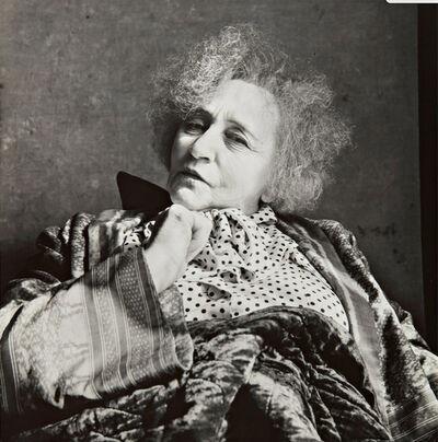 Irving Penn, 'Colette', 1951