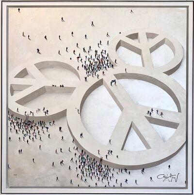 Craig Alan, 'Populus Conceptual Platform For Peace', 2020