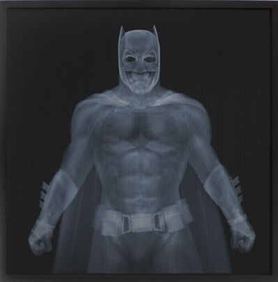 Nick Veasey, 'Nick Veasey, Batman vs Superman', 2016