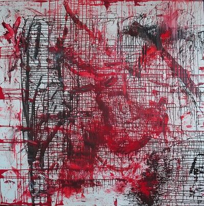 Christina Mitterhuber, 'WE in RED L', 2020