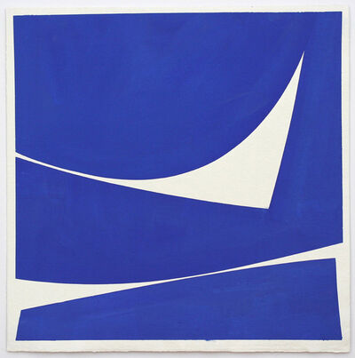 Joanne Freeman, 'Covers 24 Blue C Summer', 2016
