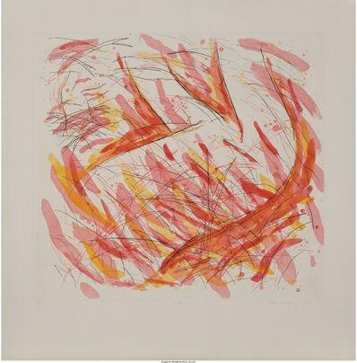 Louisa Chase, 'St. Joan Variant I (Fire)', 1984