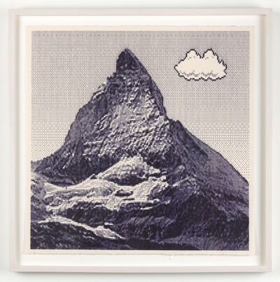 Arno Beck, 'Untitled (Mountain)', 2019