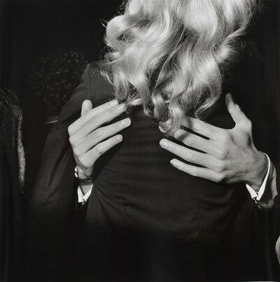 Larry Fink, 'International Center of Photography, Peter Beard Opening, November, 1977', 2003