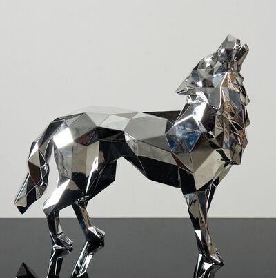 Richard Orlinski, 'Wild Loup'