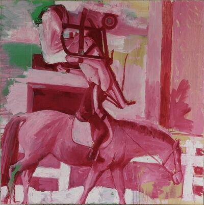 John Keefer, 'Red Rider', 2020