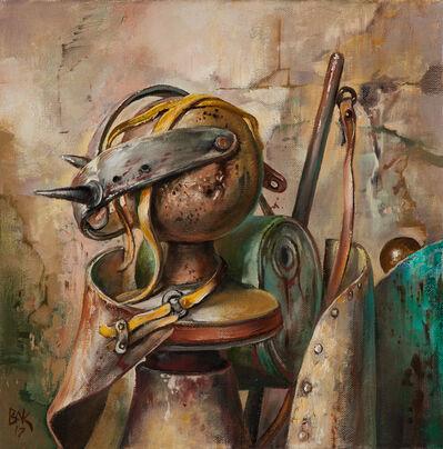 Samuel Bak, 'Equipped', 2017