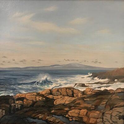 Jon Allan Marshall, 'Schoodic Point, Maine', 2019