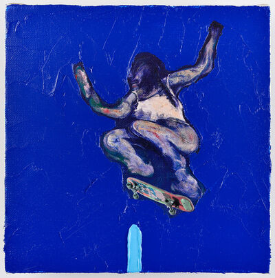 Przemek Matecki, 'Francis Bacon, from the Small Paintings series (A088)', 2016-2018