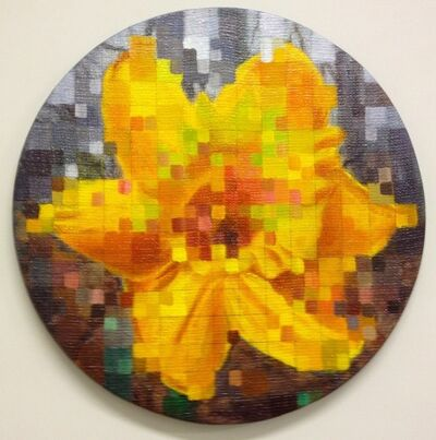 Adam Straus, 'Eternal Spring: Daffodil. Edited', 2015