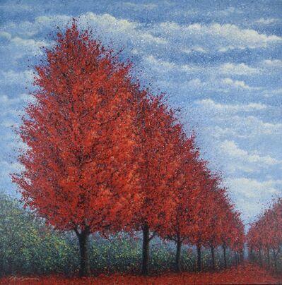 Narate Kathong, 'The Season Of Love - Clear Sky ', 2012