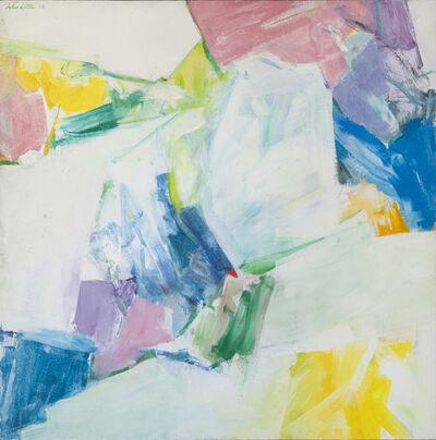 John Little, 'White Dawn', 1968