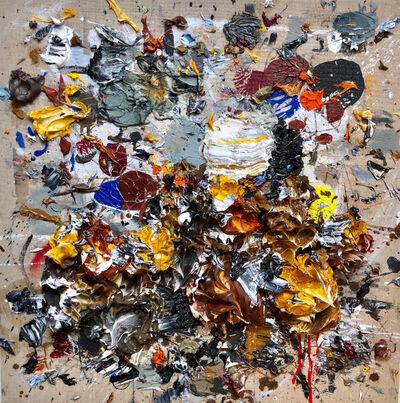 Ismael Lagares, 'Ocher Yellow', 2018