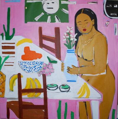 Monica Kim Garza, 'The Sun And The Moon', 2017
