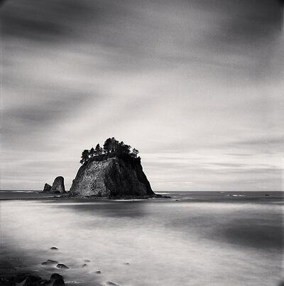 Michael Kenna, 'James Island, Study 3, La Push, Washington, USA', 2013