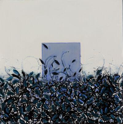 Susan Breen, 'Square X', 2015