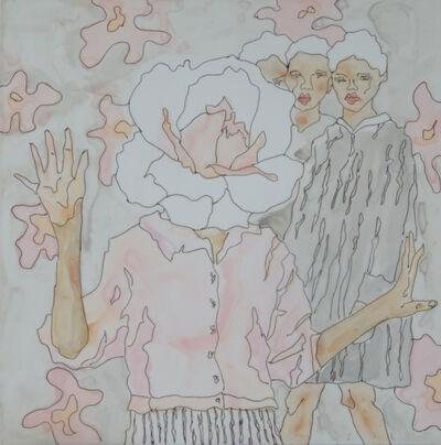 Ruth Owens, 'Flower Girl', 2019