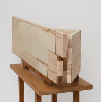 Emily Feinstein, 'Façade with pedestal', 2019