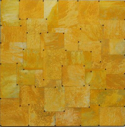 Nathan Slate Joseph, 'YAMA YAMA (yellow)', 2010