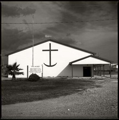 Kenny Braun, 'The Anchor, Surfside Beach', 2002