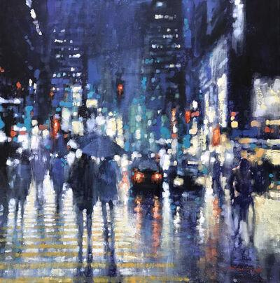 David Hinchliffe, 'Night Rain'