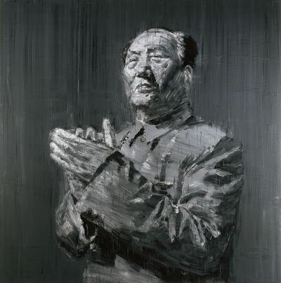 Yan Pei-Ming, 'Mao', 2005