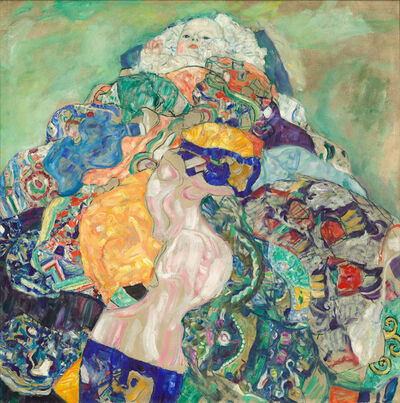 Gustav Klimt, 'Baby (Cradle)', 1917/1918