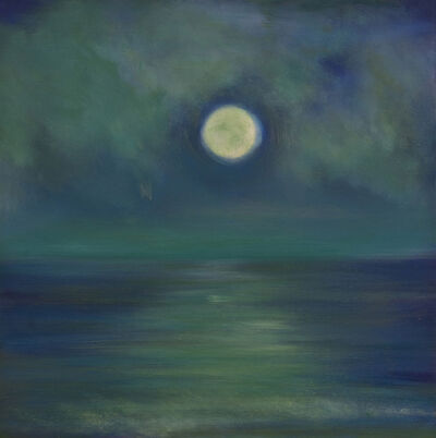 Jim Schantz, 'Atlantic Moonrise'
