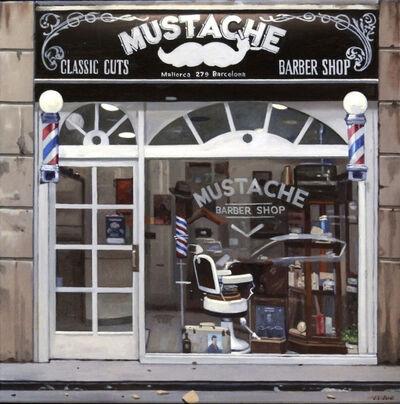Juan Luis Jardi, 'Mustache Barber Shop ', 2019