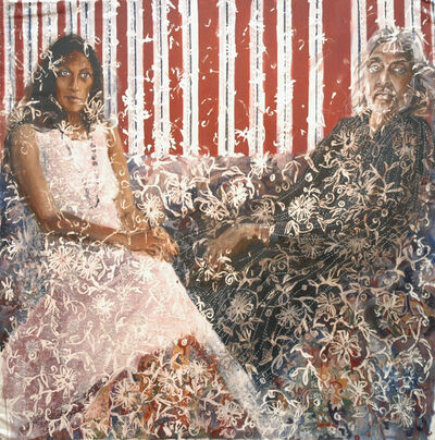 Marion Colomer, 'Mera & Muzaffar Ali', 2009