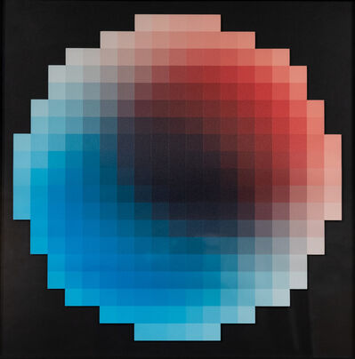 Felipe Pantone, 'Integration system #01', 2020