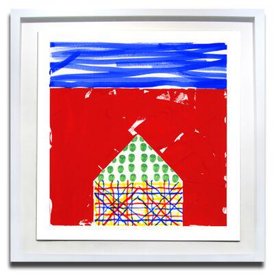 Jennifer Losch Bartlett, 'House II 5', 2015