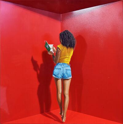 John Geoffrey Sánchez, 'Barequera 1', 2020