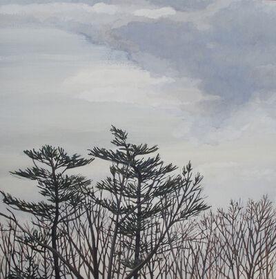 Vicki Kocher Paret, 'Clouds #2, 2020', 2020