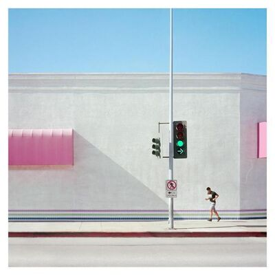 George Byrne, '99c Culver City', 2016