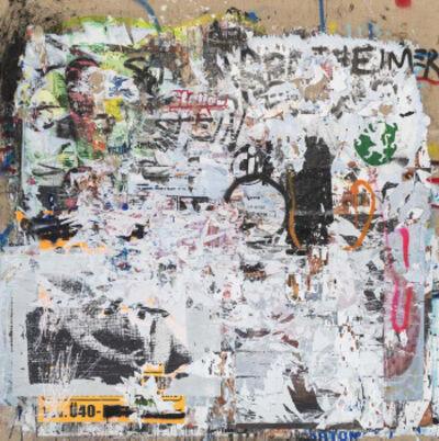 Yonamine, 'Drontheimer Strasse 19 I', 2015