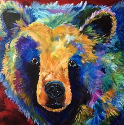 LINDA ISRAEL, 'Expressed Inner Bear '