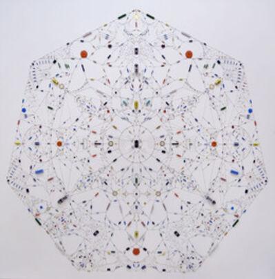 Leonardo Ulian, 'Technological Mandala 27', 2014