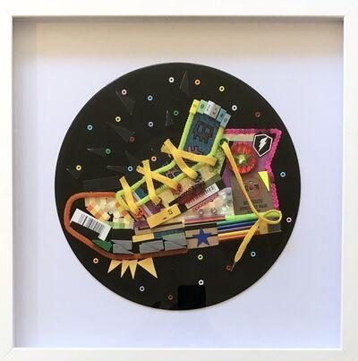 Abel López, 'All Star Series: Space Invaders', 2017
