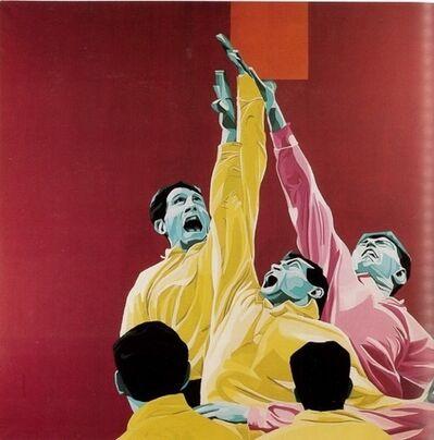Gérard Fromanger, 'La Conquête de l'Impossible, 1964', 1964