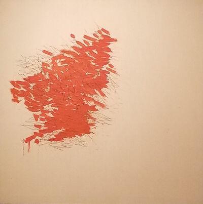 Robert Goodnough, 'Orange', 1973