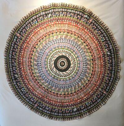 Kim Rugg, 'Mandala 1', 2021